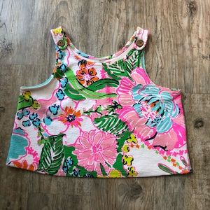 Lilly Pulitzer for Target Girls Tank